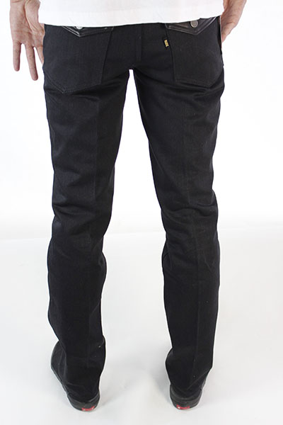 RIGID TYPE-3 DENIM PANTS TIGHT STRAIGHT
